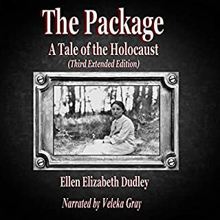 The Package: A Tale of the Holocaust audiobook cover art