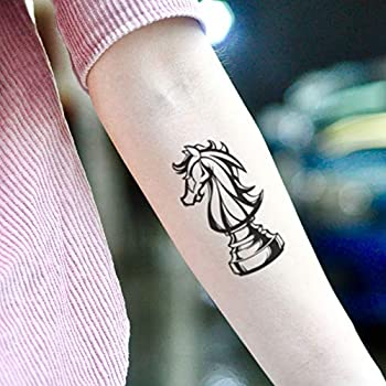 chess tattoo