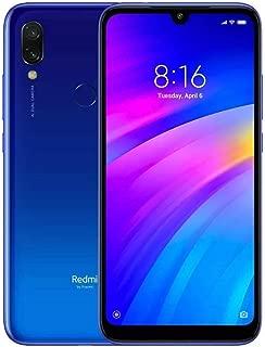 Xiaomi Redmi 7 Cep Telefonu, 32 GB, Mavi (Xiaomi Türkiye Garantili)