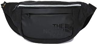 [ザノースフェイス] WHITE LABEL WRAP UP MESSENGER BAG S NN2PK13J ラップアップ メッセンジャーバッグ ウエストバッグ ブラック [並行輸入品]