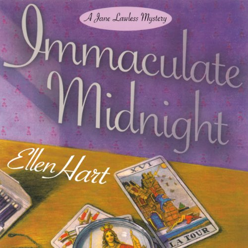 Immaculate Midnight audiobook cover art