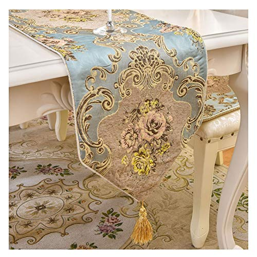 WXIAO Runner Moderne Jacquard Tabella Craft placemats Cena Nap Catering Evento Dresser geleidingsplaat
