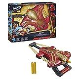SPIDER-MAN F0237EU4 Lanzador Web Bolt de Nerf de Marvel para niños, diseño Inspirado en la película, Incluye 3 Dardos Elite Nerf, a Partir de 5 años