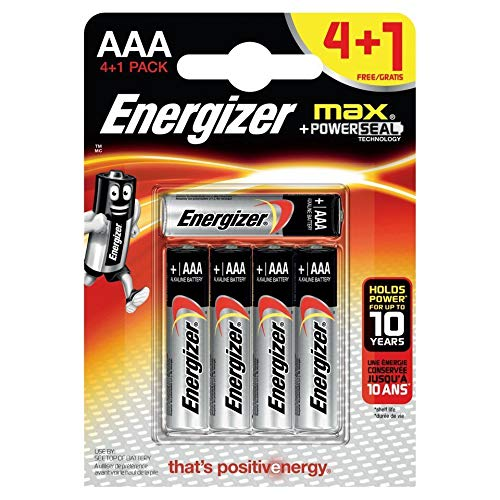 Energizer Ultra + AAA LR03 MN2400 Alkaline Batteries - Value 20 Pack