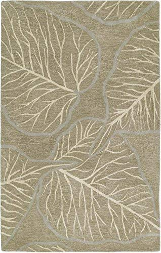 Kaleen Rugs Astronomy Collection 3405-40 Chocolate Hand Tufted 5' x 7'9' Rug