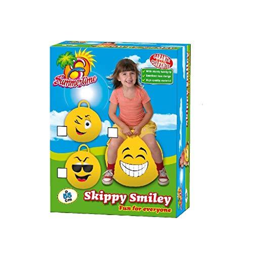 Summertime Sprungball Emoticon