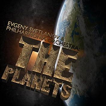 Evgeny Svetlanov & Philharmonia Orchestra: The Planets