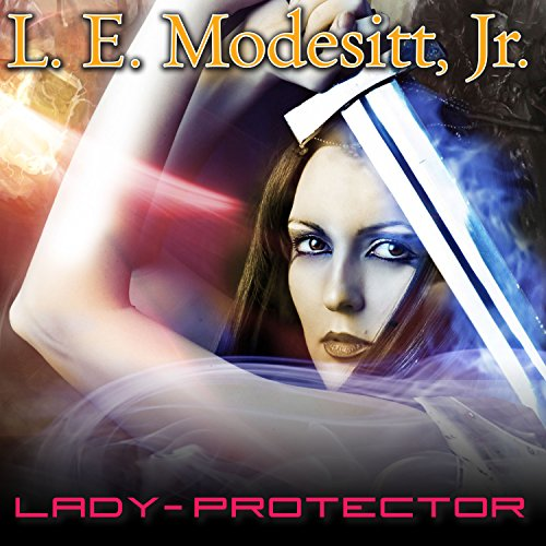 Lady-Protector cover art