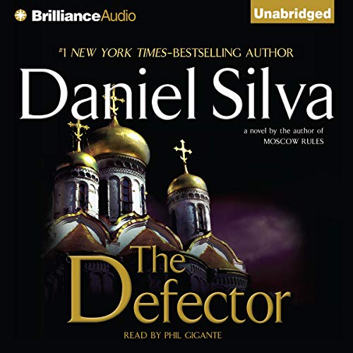 The Defector                   Auteur(s):                                                                                                                                 Daniel Silva                               Narrateur(s):                                                                                                                                 Phil Gigante                      Durée: 10 h et 58 min     7 évaluations     Au global 5,0