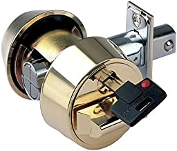 Mul-t-lock Hercular Double Cylinder Captive Key Deadbolt - Satin Nickle