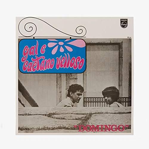 Gal e Caetano Velloso - Domingo - LP [Disco de Vinil]
