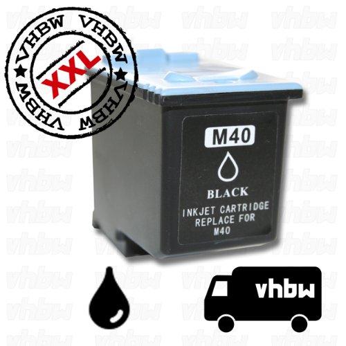Tintenpatrone Druckerpatrone schwarz kompatibel zu INK-M40 für SF- Faxgeräte SF330 SF331 SF335 SF340 SF345 SF360 SF361 SF365 SF-330 SF-331 SF-335 SF-340 SF-345 SF-360 SF-361 SF-365