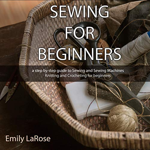 Sewing for Beginners cover art