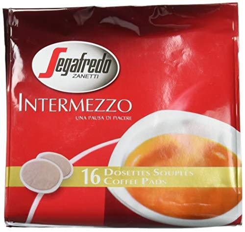 Segafredo Zanetti Intermezzo Coffee Pads (1 x 111 g)