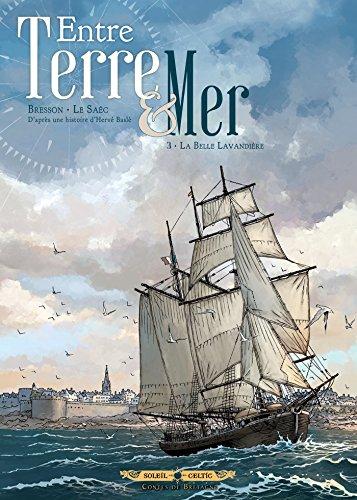 Entre terre et mer T03: La Belle Lavandière