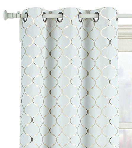 Best white and gold curtains for 2021