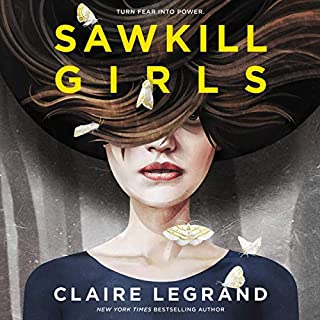Sawkill Girls cover art