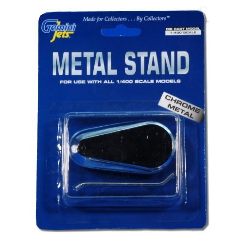 Gemini Jets Airplane Model Metal Stand by Gemini Jets