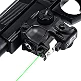 KNINE OUTDOORS Green Laser Sight Combo 80-100...