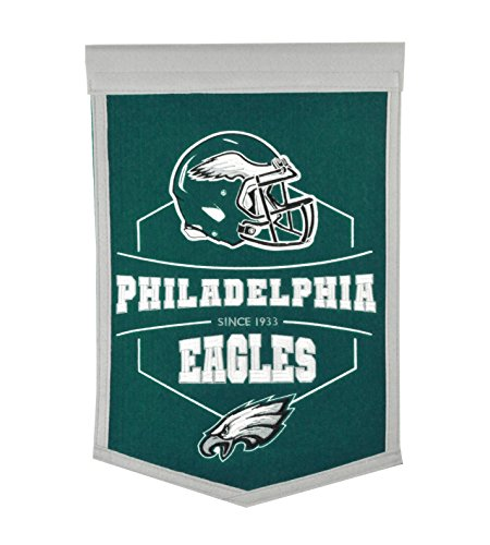 Winning Streak Sports NFL Philadelphia Eagles Traditions Banner - Wall Decor for Sports Fans