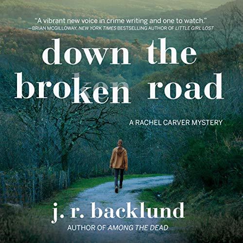 Down the Broken Road audiobook cover art
