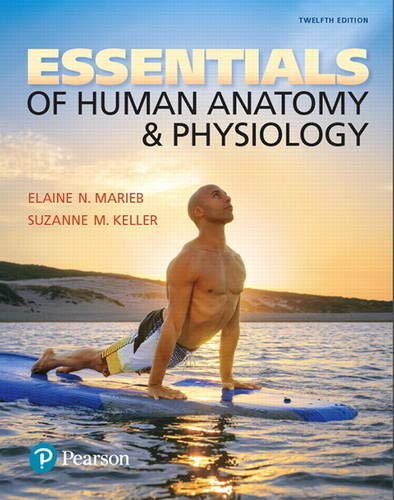 Image OfEssentials Of Human Anatomy & Physiology