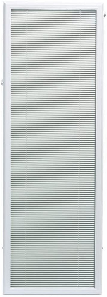 ODL Add On Blinds for Raised Doors San Antonio Mall Frame - Outer Industry No. 1 Measureme