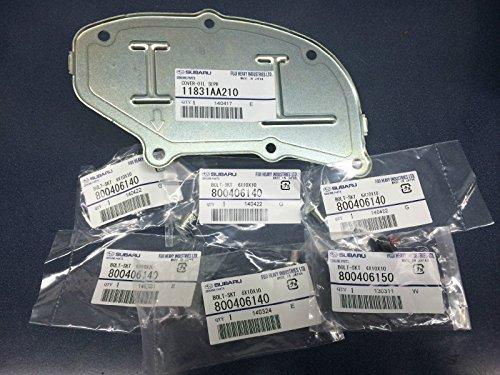 Genuine OEM Subaru Rear Oil Separator Upgrade Kit with bolts Sti WRX Legacy Impreza Forester Outback