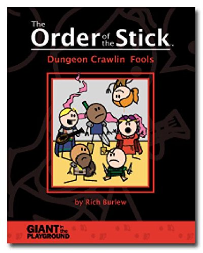 Order of the Stick 1 - Dungeon Crawlin' Fools