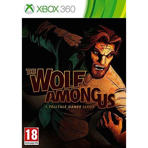 Telltale Games The Wolf Among Us, XBOX One Basic Xbox One Francese videogioco