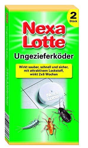 Nexa Lotte Ungeziefer-Köder - 2 St.