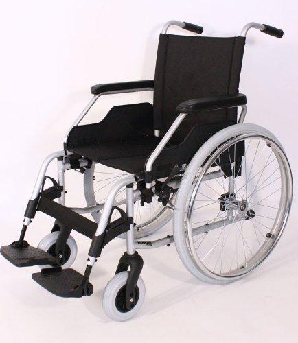 Rollstuhl Meyra Budget 9.050 II SB 43cm Faltrollstuhl