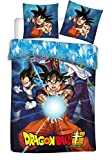 Funda nordica Dragon Ball Super cama 90cm