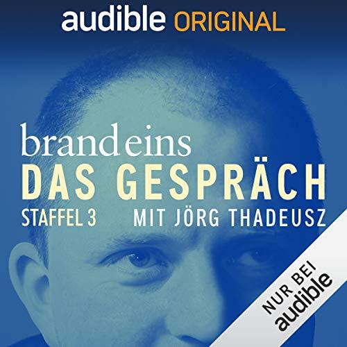 brand eins - Das Gespräch: Staffel 3 (Original Podcast) Titelbild