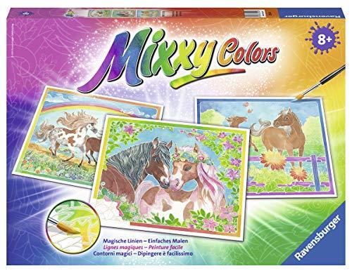 Ravensburger  Mixxy Colors Maxi 29124 - Märchenhafte Ponys