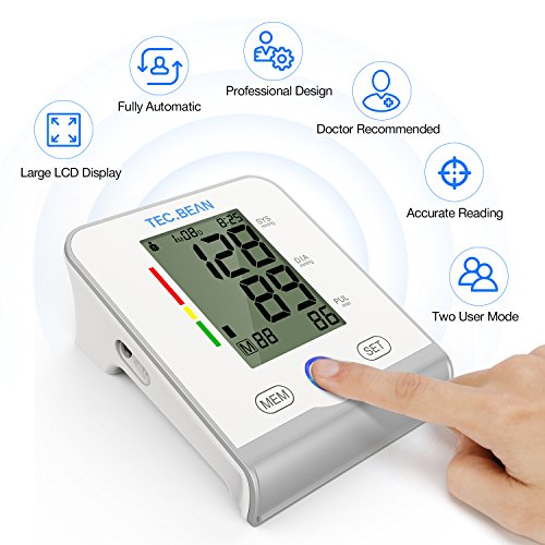 TEC.BEAN BP Monitoring System for Upper Arm