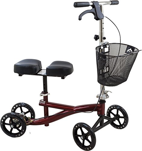 Roscoe Knee Scooter with Basket