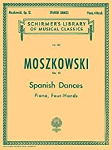moszkowski spanish dances