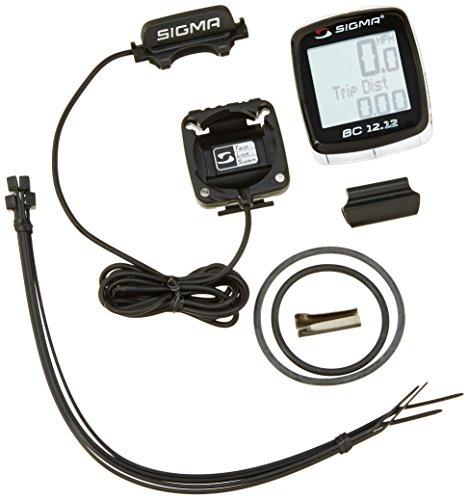 Sigma BC12.12 - 12 Function Cyclometer