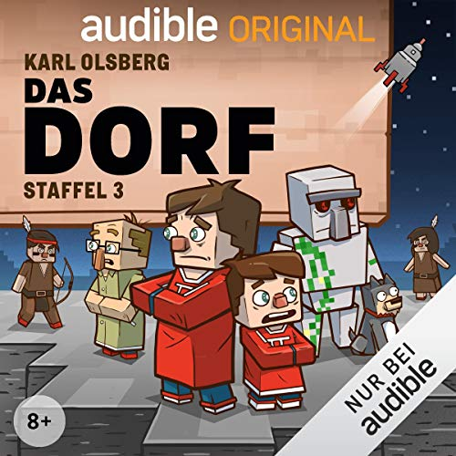 Das Dorf: Die komplette 3. Staffel audiobook cover art