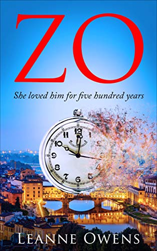 Book: ZO by Leanne Owens