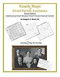 Family Maps of Grant Parish, Louisiana