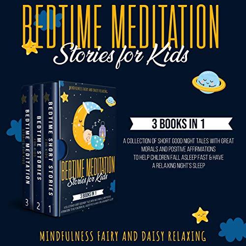 Bedtime Meditation Stories for Kids  By  cover art