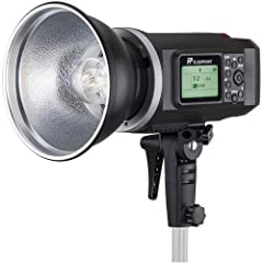 The remarkable R2 Wireless Flash System is the advanced 2.4GHz radio remote that adds DSLR  dedicated functions to your off camera flash experience whether you are using Canon, Nikon or Sony. 600ws with 9 stop range:  The energy efficient  can be set...