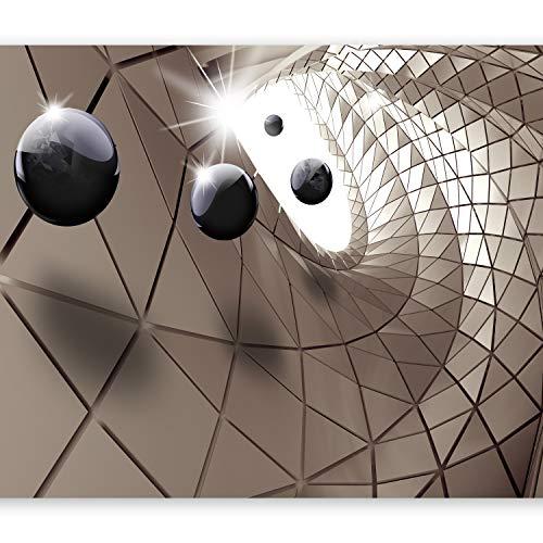murando Papier peint intissé 300x210 cm Décoration Murale XXL Poster Tableaux Muraux Tapisserie Photo Trompe l'oeilabstraction sphere a-B-0043-a-b