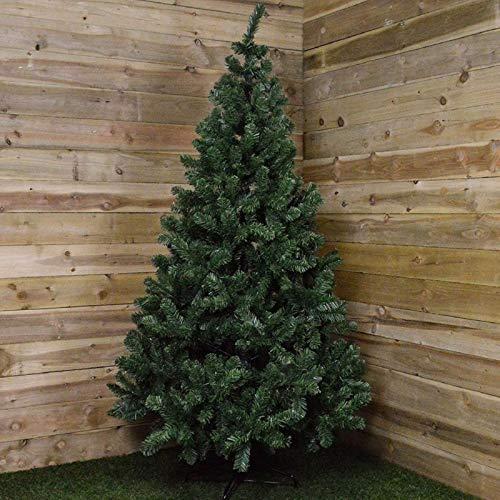 Everlands Pino Imperial Misura 180Cm / 525 Rami Albero di Natale E Decorazioni, Multicolore, Unica