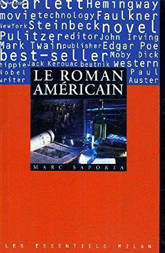 Roman américain (le)