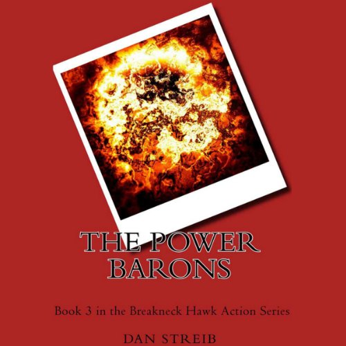 The Power Barons cover art
