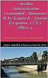 Auxiliar Administrativo Comunidad Autónoma de la Región de Murcia Preguntas TEST (libro 2): Guía para mejorar en tu examen y 575 preguntas test (Auxiliar Administrativo Murcia)