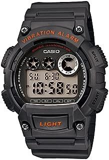 Casio W-735H-8AV Vibration Alarm Grey Standard Digital Watch